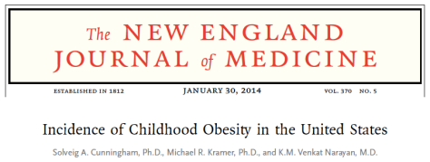 NEJM Obesity Title 14-2-5