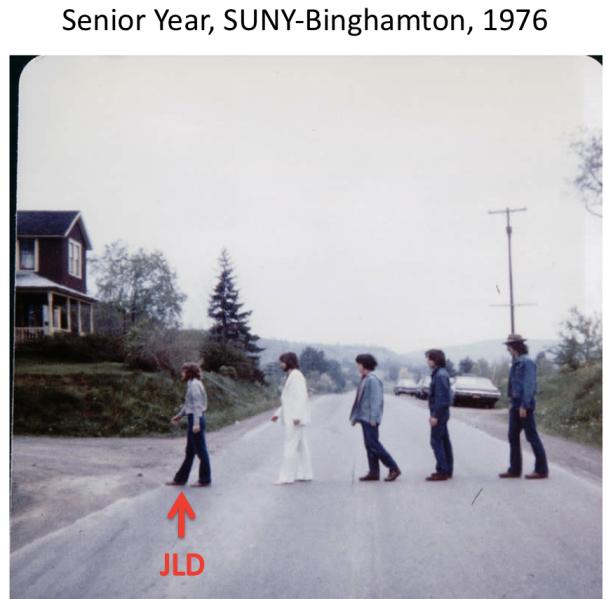 JLD SUNY Binhamton 1976