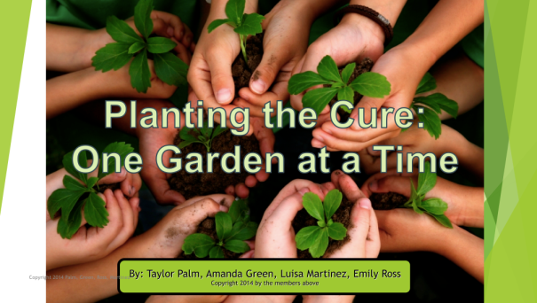 Planting the Cure