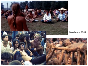 Woodstock 1969 Slide 2