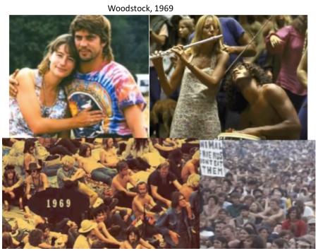 Woodstock 1969 Slide 3