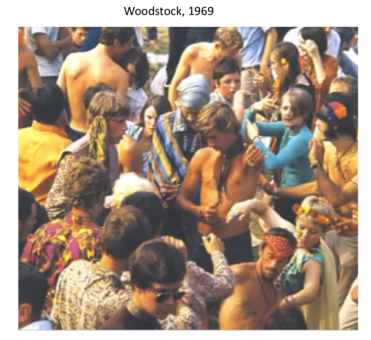 Woodstock 1969 Slide 5
