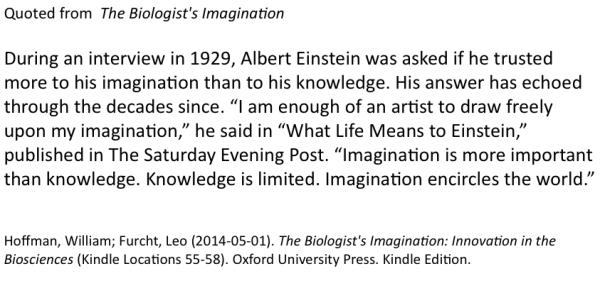 Einstein Quote Jan 20 2015