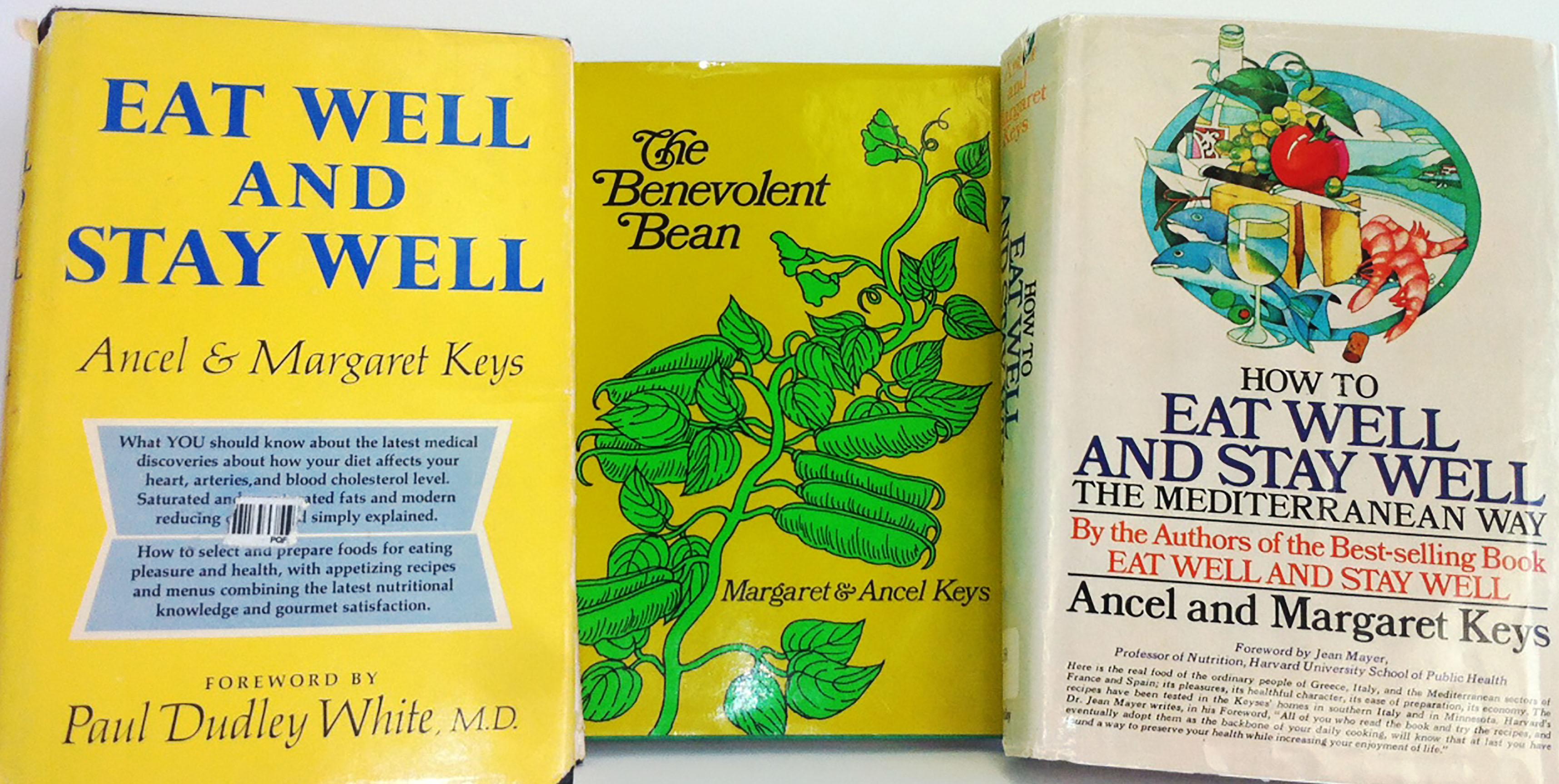 who created the mediterranean diet ancel keys